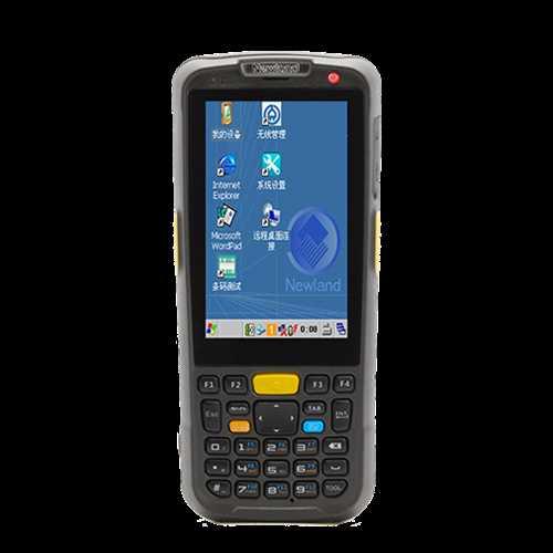 新大陆PDA NLS-PT60