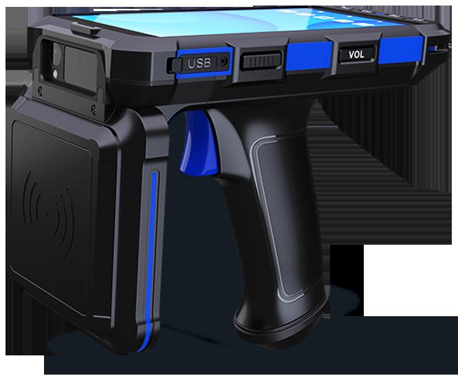 汉德霍尔C6100 RFID手持机PDA