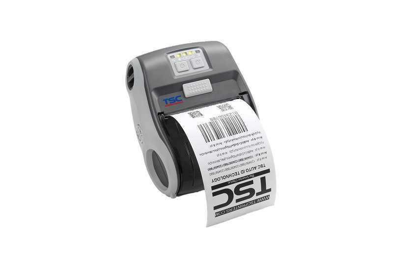 TSC Alpha-3R便携式打印机