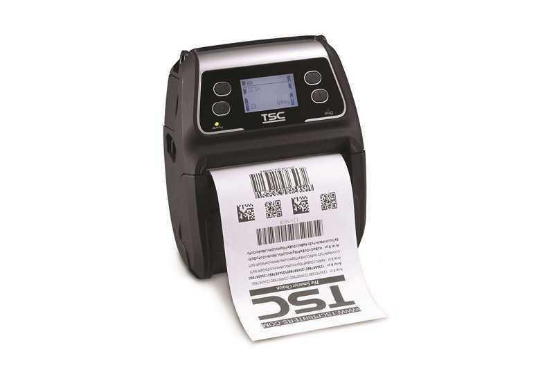 TSC Alpha-4L便携式打印机