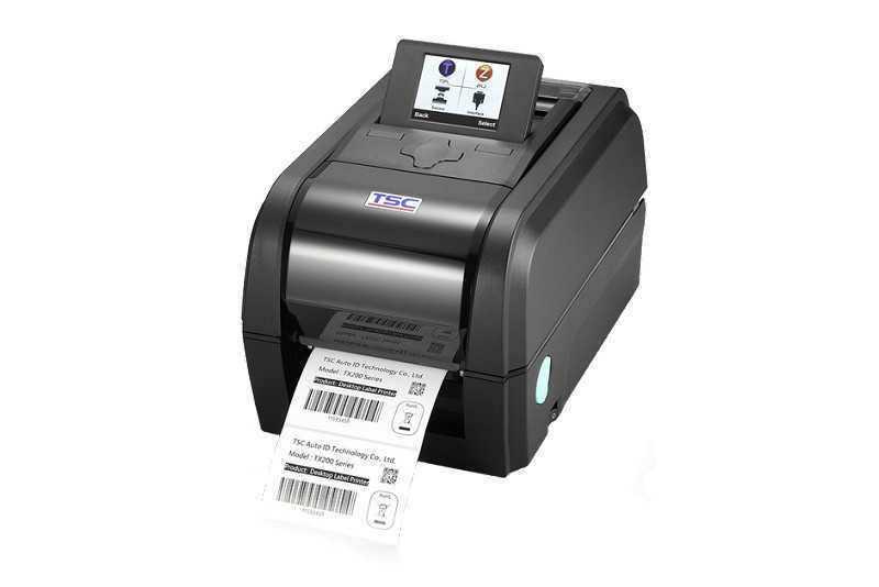 TSC TX200条码打印机