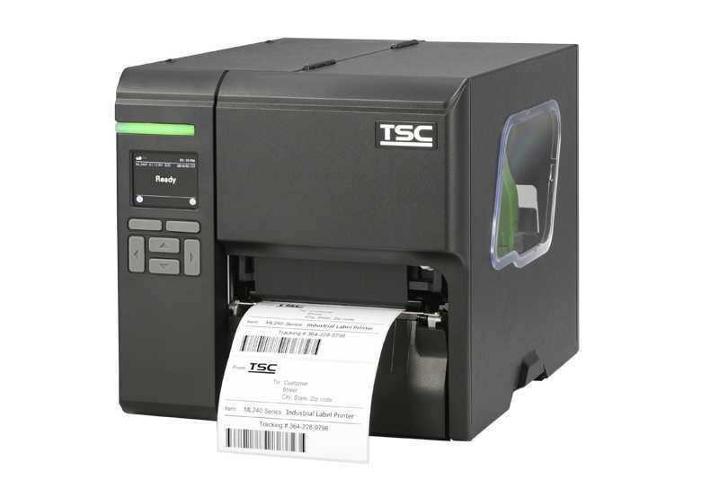 TSC MA2400条码打印机