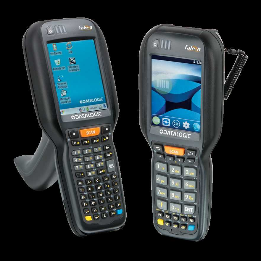 Datalogic FALCON X4 windows ce手持终端