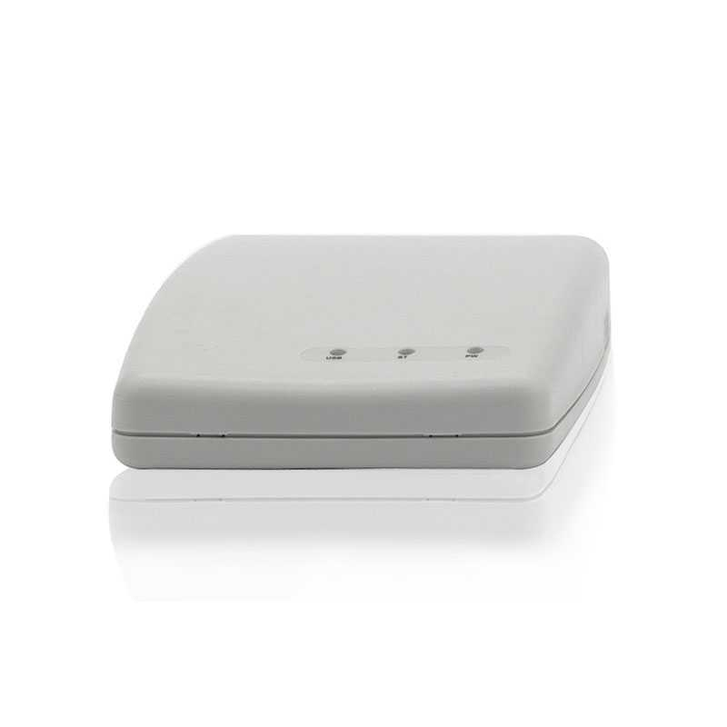 D1108桌面式高频RFID读写器(RS232+USB接口)
